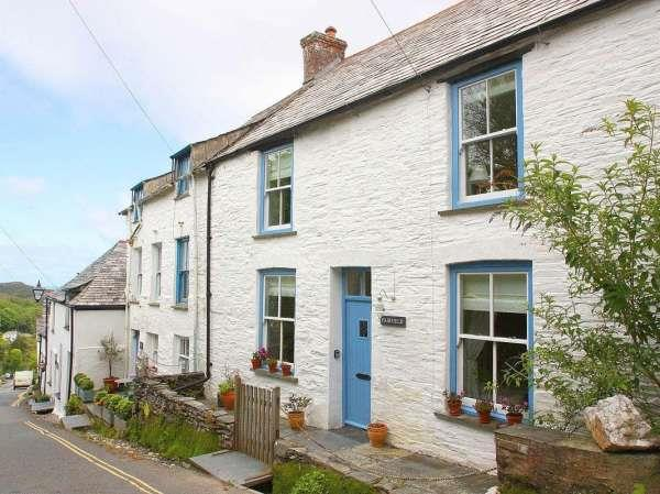 Fairfield Cottage in Cornwall