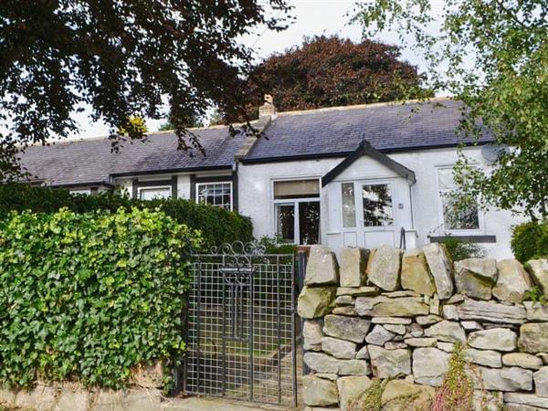 Fairground Cottage in Northumberland