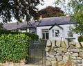 Enjoy a glass of wine at Fairground Cottage; Northumberland