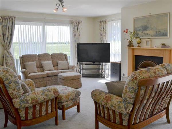 Fairways Cottage in Northumberland