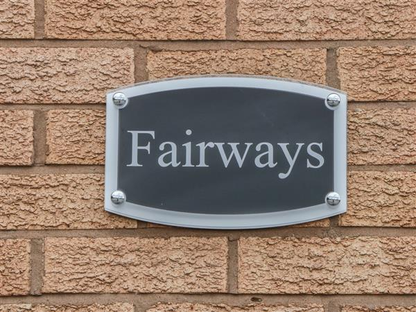 Fairways from Sykes Holiday Cottages
