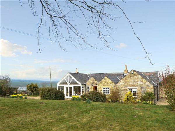 Faiths Cottage in Northumberland