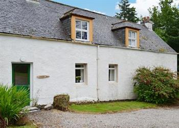 Farmers Cottage in Ross-Shire