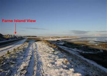 Farne Island View (VB Gold Award) in Northumberland