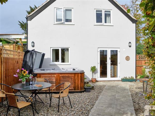 Farthing Cottage in Norfolk