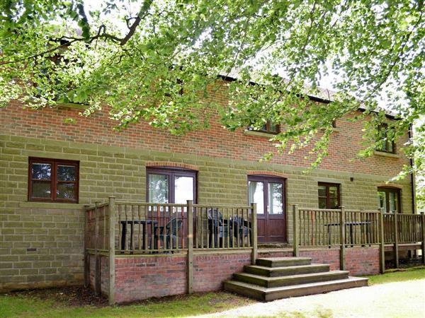 Farwell Cottage in Derbyshire