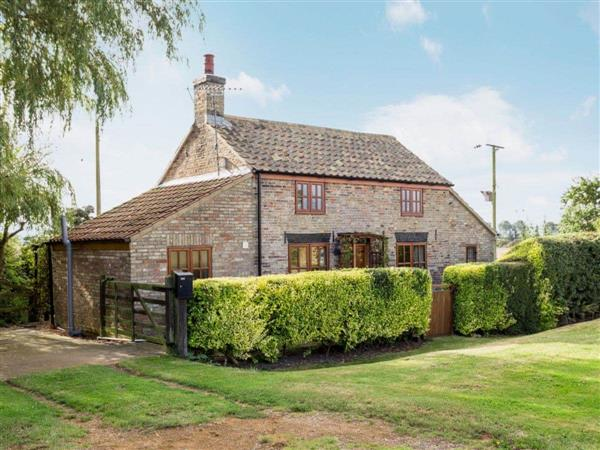 Fen Cottage in Cambridgeshire