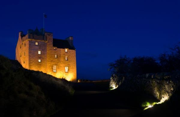 Fenton Tower in East Lothian