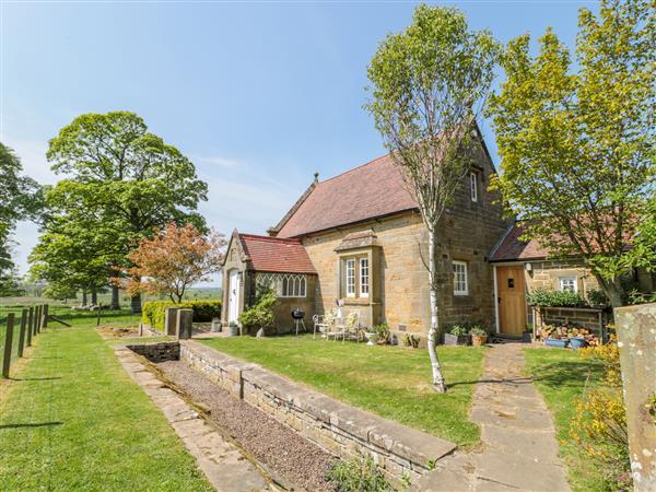 Fenwick Retreat at Fenwick Lodge in Northumberland