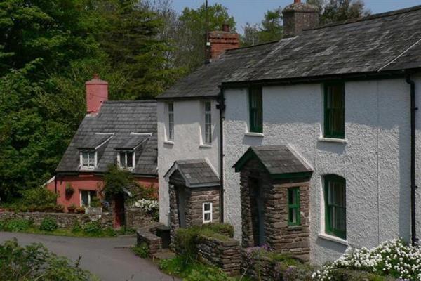 Fernlea in Powys