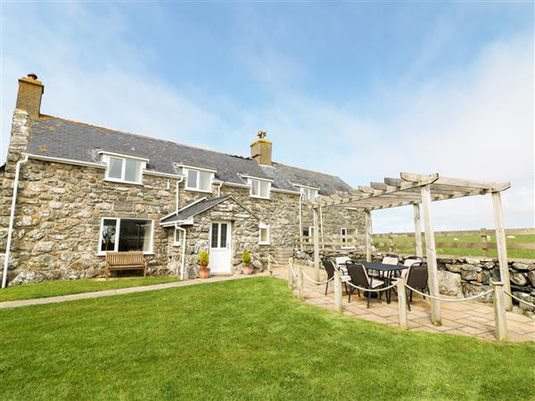 Ffermdy from Sykes Holiday Cottages