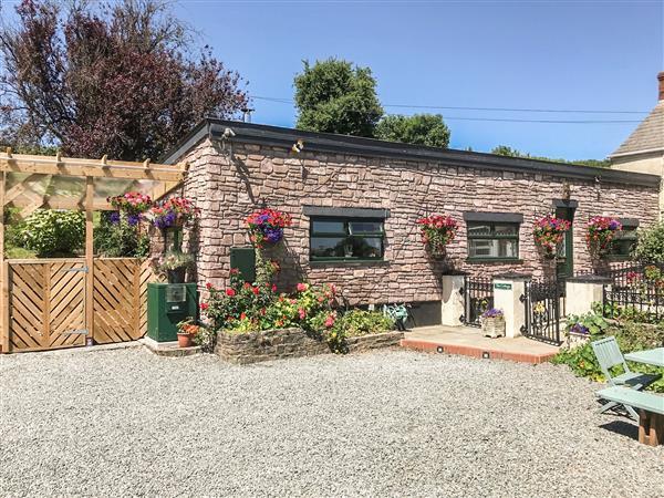 Ffynnonlwyd Cottage in Dyfed