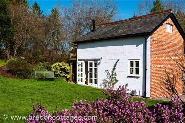 Finch Cottage in Pennorth, Powys