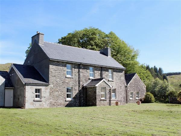 Finchairn Farmhouse in Argyll
