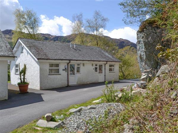 Fir Garth, Chapel Stile, near Ambleside, Cumbria