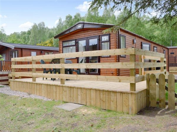 Fir Tree Lodge in Inverness-Shire