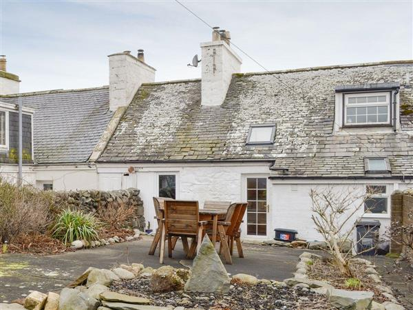 Fishermans Cottage in Wigtownshire