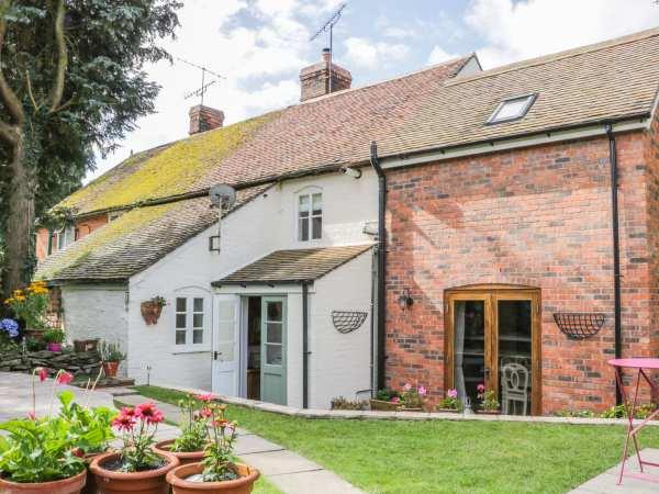 Fisherman's Cottage in Shropshire
