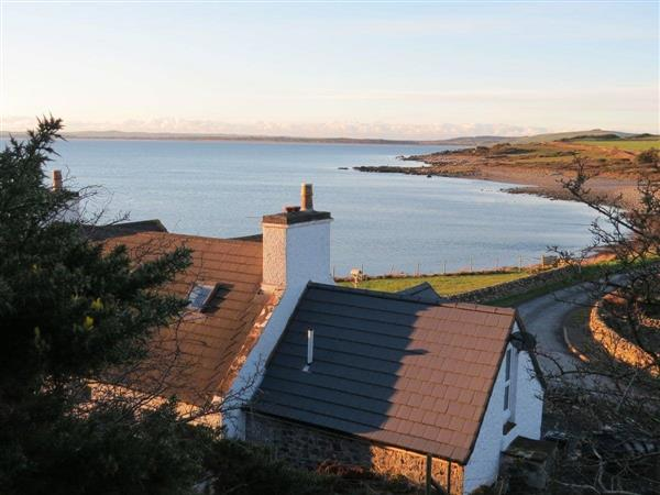 Fisherman's Cottage in Wigtownshire