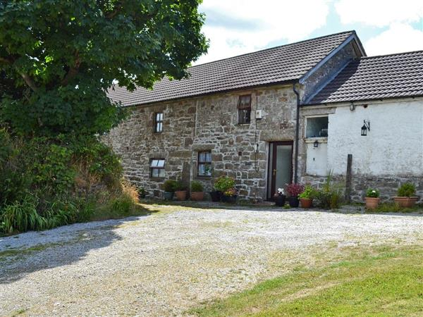 Five Corner Cottage in Cornwall