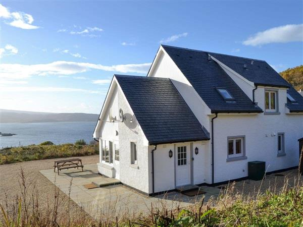 Five Diabaig - Lily Lodge in Diabaig, Ross-Shire