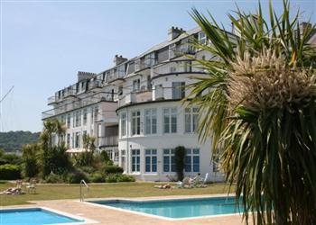 Flat 1 The Salcombe in Devon