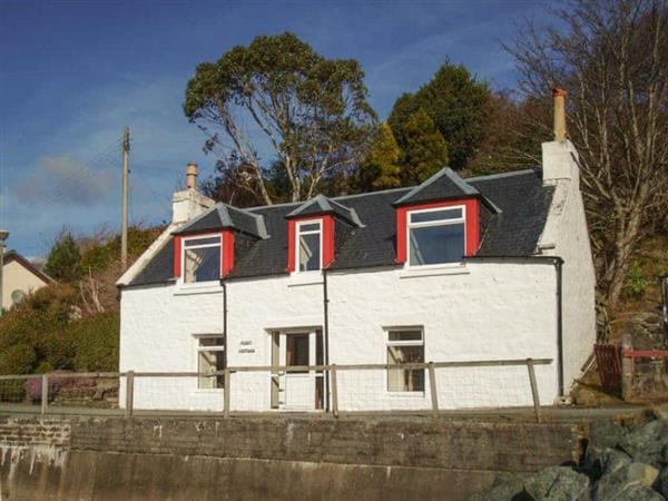 Fleet Cottage in Isle Of Skye