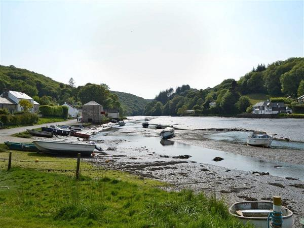 Florin Cottage in Cornwall