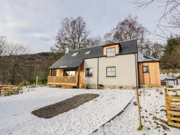 Fois House in Perthshire