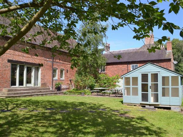 Foremark Cottages - Burdett's Cottage in Derbyshire