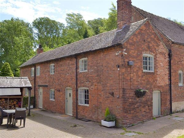 Foremark Cottages - Repton Cottage in Derbyshire