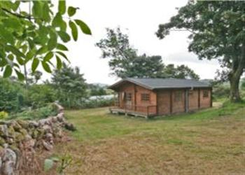 Forest Lodge in Kirkcudbrightshire