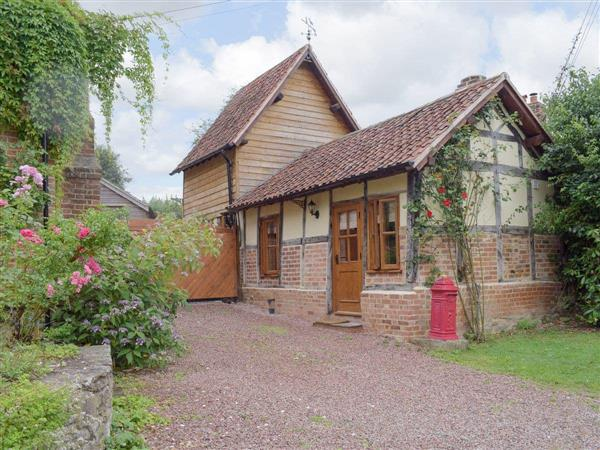 Forge Cottage in Herefordshire