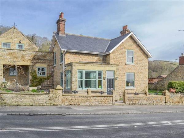 Forge Villa in North Yorkshire