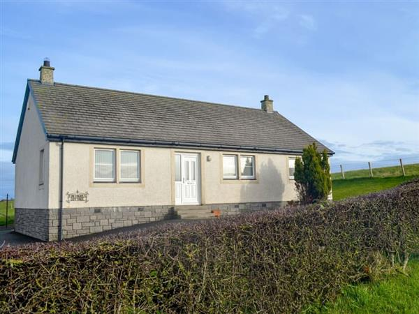 Fortacres Cottage in Ayrshire
