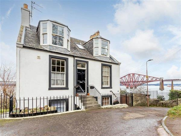 Forth Reflections in South Queensferry, West Lothian