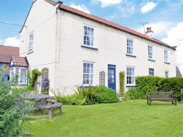 Foston Grange Cottage in North Yorkshire