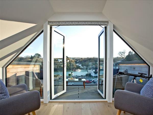 Fowey Penthouse in Cornwall