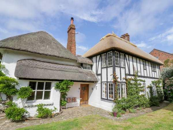Fox Cottage in Worcestershire
