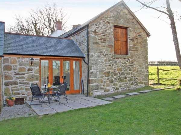 Foxglove Cottage in Cornwall