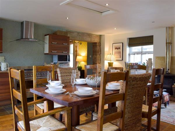 Foxley Bank Stables Cottage in Lancashire