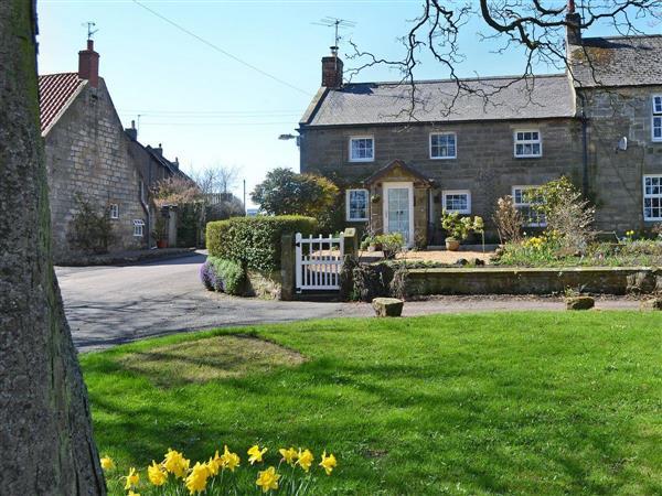 Frankel Cottage in Northumberland