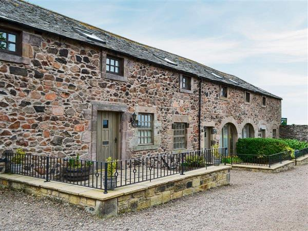 Freesia Cottage in Northumberland
