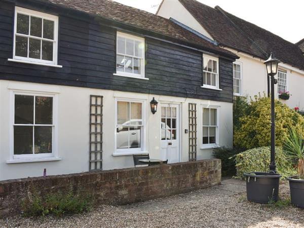 French Horn Cottage in Ware, near Hertford, Hertfordshire