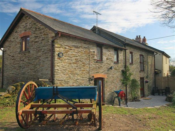 Friars Cottages - Chaffcutters in Devon