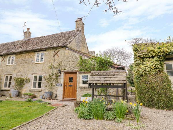 Friesland Cottage in Oxfordshire