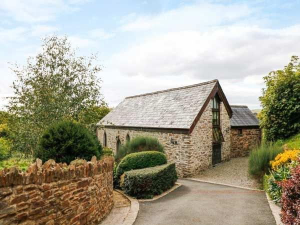 Frogwell Chapel in Cornwall