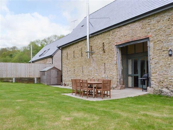 Frome Holiday Barns - Barley House in Herefordshire