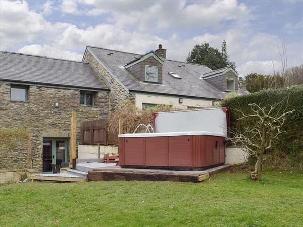 Fron Fawr Holidays - Glyndwr in Dyfed