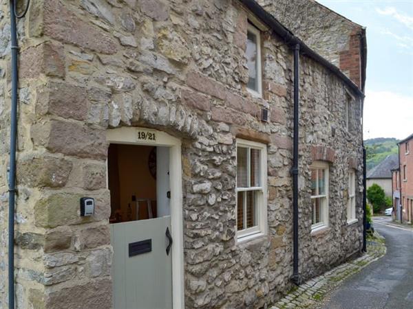 Fryers Cottage in Derbyshire